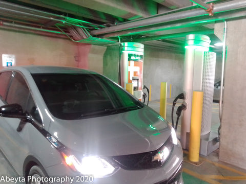 What I found in the National Parks for Electric Vehicle Charging Infrastructure