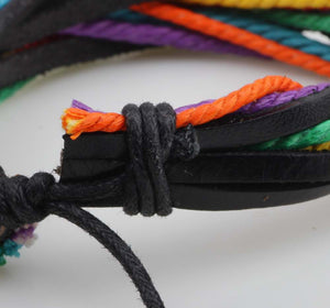 Slip Knot Bracelets - how to keep them from unraveling