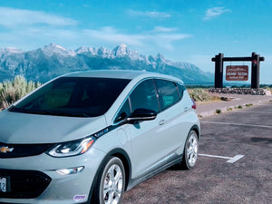 Taking a Road Trip in my Chevy Bolt - Post 1