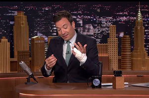 Why Jimmy Fallon should be wearing an ALO Silicone Wedding Ring