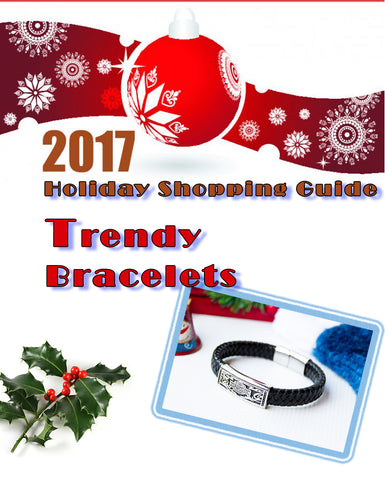 2017 Holiday Gift Guide from Trendy Bracelets