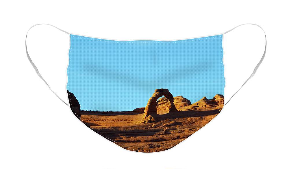 Arches National Park - Face Mask
