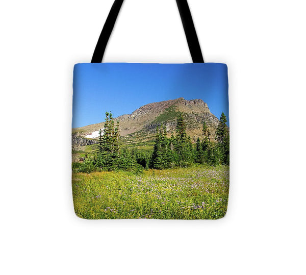 Glacier National Park - Tote Bag