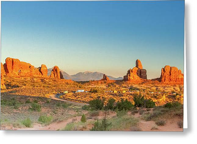 Arches National Park - Greeting Card