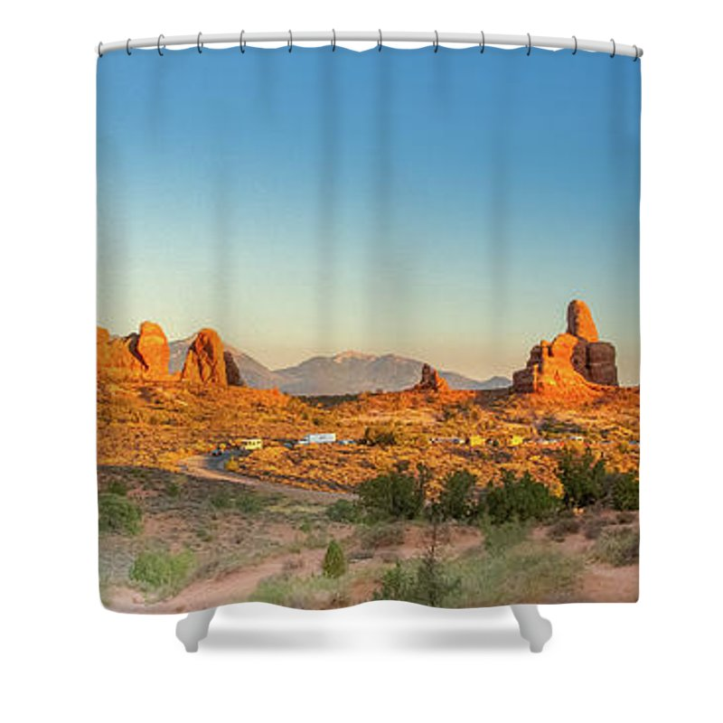 Arches National Park - Shower Curtain