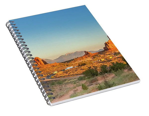 Arches National Park - Spiral Notebook