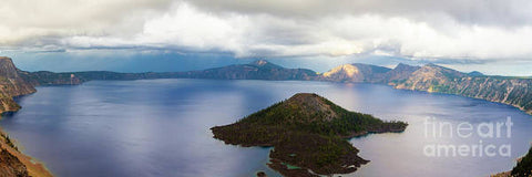 Crater Lake National Park - Art Print