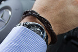 Chic SoHo Leather Bracelet - Best Seller