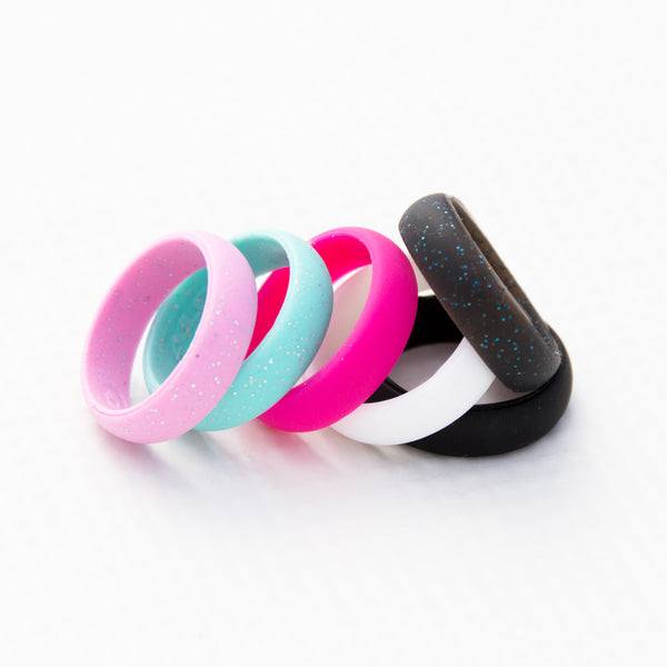 ALO Premium Silicone Rings for women - Daily Essentials