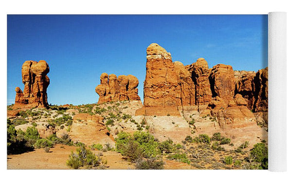 Arches National Park - Yoga Mat