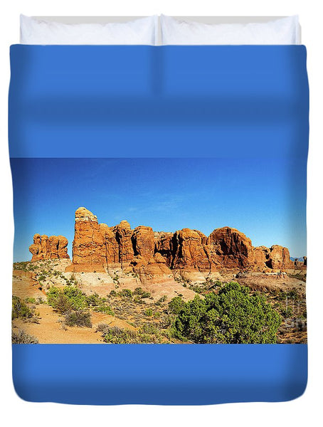Arches National Park - Duvet Cover
