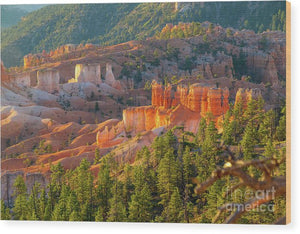 Bryce Canyon National Park - Wood Print
