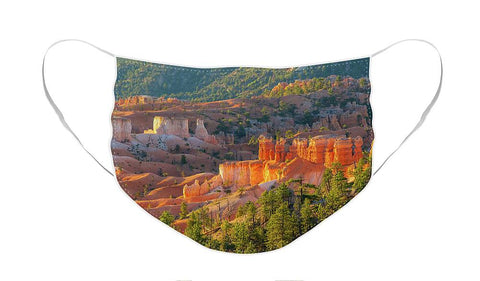 Bryce Canyon National Park - Face Mask
