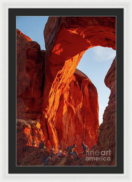 Arches National Park - Framed Print