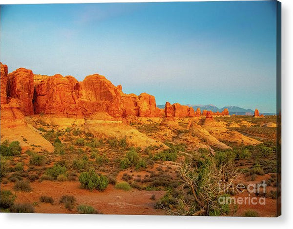 Arches National Park - Acrylic Print