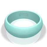 ALO Premium Silicone Ring - ladies teal