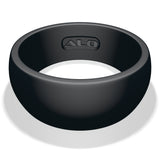ALO Premium Silicone Ring - Men Black