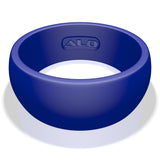 ALO Premium Silicone Ring - Men Blue