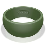 ALO Premium Silicone Ring - Men Green