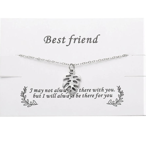 Friendship Pendants and Necklaces
