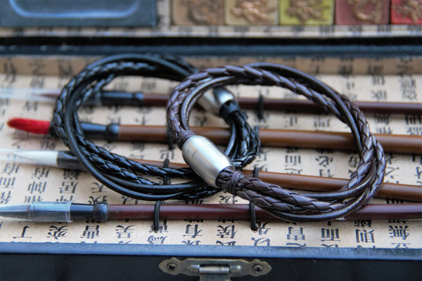 Daily Deal - Chic SoHo Leather Bracelet - Perfect for men or women
