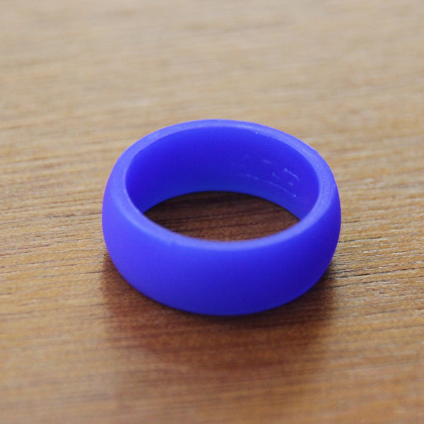 ALO Premium Silicone Rings for Men - The Basic Collection