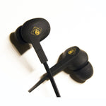 TrendyBracelets.Biz.Form Fitting Performance Earbuds - Waterproof and Includes Mic from Sound Monkey Audio