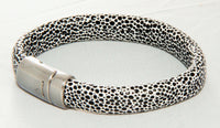 TrendyBracelets.Biz.Wild Side Animal Print Leather Bracelet