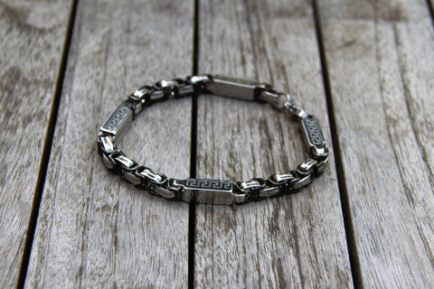 City Chic Sectioned Metal Bracelet - Weekly Special $15 - Normally $45