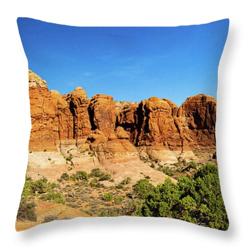 Arches National Park - Throw Pillow