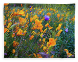 California Poppies during the 2019 Superbloom - Blanket