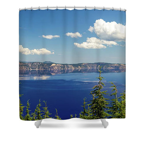 Crater Lake - Shower Curtain