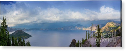 Crater Lake National Park - Acrylic Print
