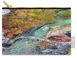 Glacier National Park - Colorful Streem - Carry-All Pouch