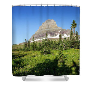 Glacier National Park - Shower Curtain