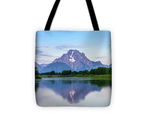 Grand Teton National Park - Oxbow Bend - Tote Bag