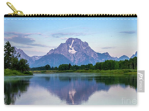 Grand Teton National Park - Oxbow Bend - Carry-All Pouch