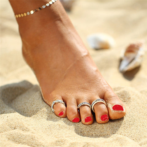 Premium Sexy Toe Ring Sets