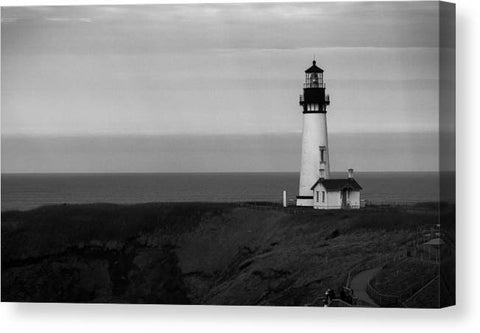Yaquina Head Lighthouse - Canvas Print