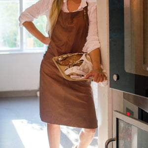 Elk Leather Apron