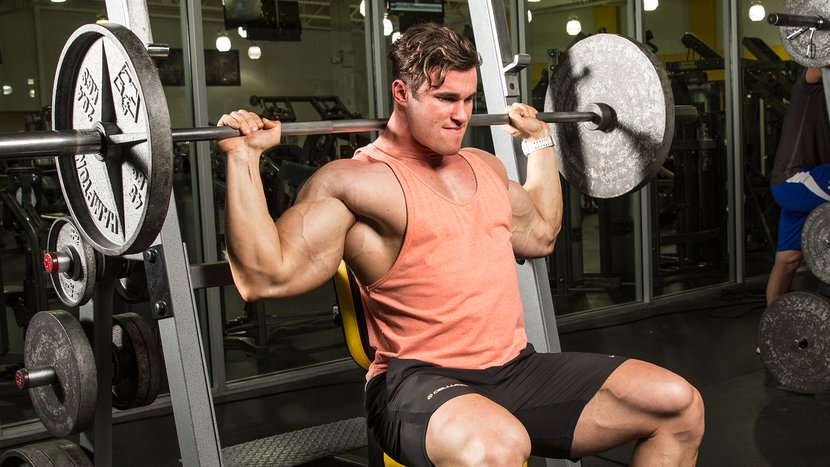 The Most Effective Way to Train Shoulders