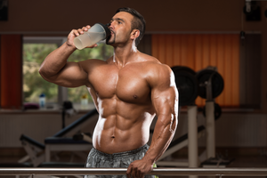 What Would Happen If You Replace All Drinks with Water?(Bodybuilders)