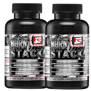 Buy 2 Burn Stack and Save $10 - Fitness Stacks