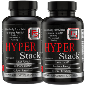 Buy 2 Hyper Stack and Save $10 - Fitness Stacks