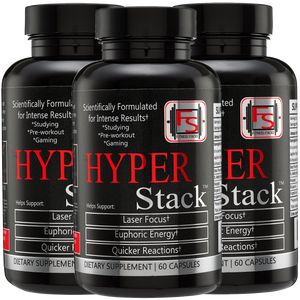 Buy 3 Hyper Stack and Save $20 - Fitness Stacks