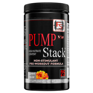 Pump Stack V2 Non-Stimulant Preworkout Supplement - Fitness Stacks