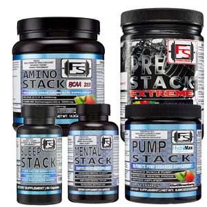 Ultimate Stack - Fitness Stacks