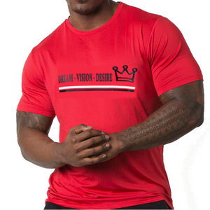 Royalty Tee - Fitted - Fitness Stacks
