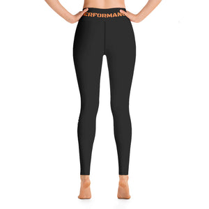 Performance Yoga Leggings - Fitness Stacks