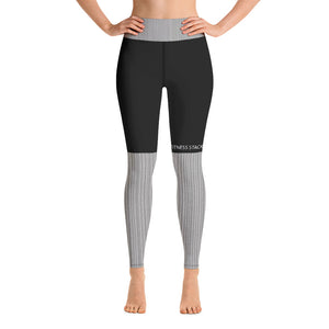 Bi-Polar Yoga Leggings - Fitness Stacks